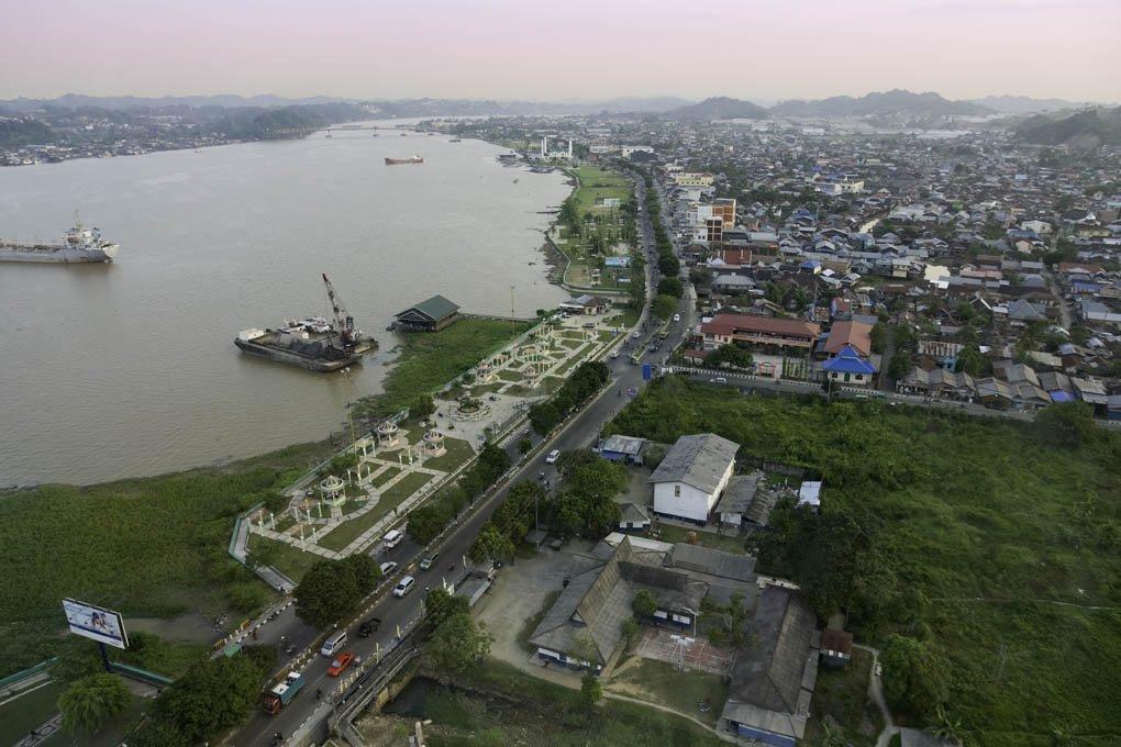 Puerto de Samarinda